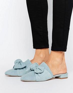 ASOS LINK UP Mule Ballet Flats £22.00