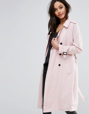 Pimkie Double Breasted Trench Coat £39.99
